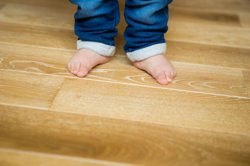 Podłoga Quick-Step do pokoju dziecka